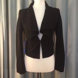 BCBG Max Azria Black Blazer XS